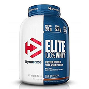 dymatize elite whey beast fit nutrition