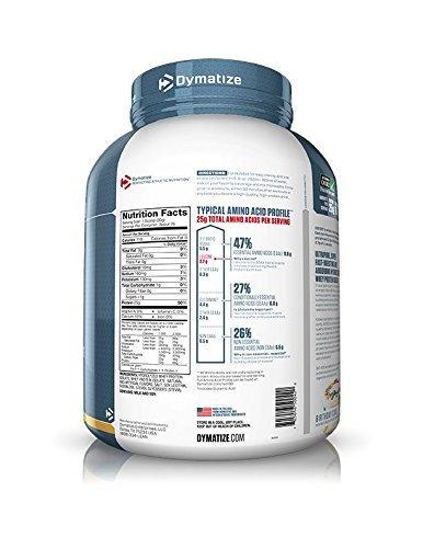 Dymatize ISO 100 Hydrolized Beast Fit Nutrition