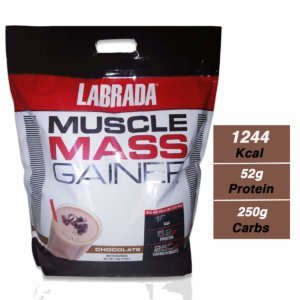 LABRADA MUSCLE MASS GAINER-11LB Beast Fit Nutrition