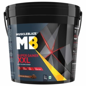 MUSCLE BLAZE XXL GAINER Beast Fit Nutrition