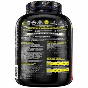 Muscletech Nitro tech Power Beast Fit Nutrition
