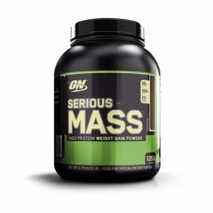 ON SERIOUS MASS WEIGHT GAINER 6LB Beast Fit Nutrition