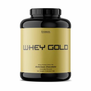 ULTIMATE NUTRITION WHEY GOLD Beast Fit Nutrition