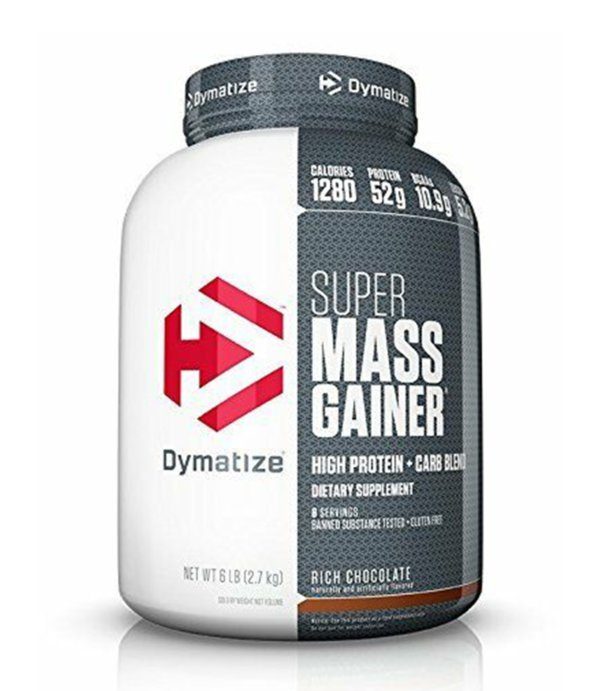 dymatize mass gainer beast fit nutrition
