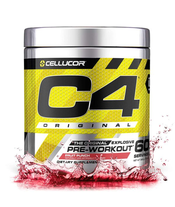 Cellulcor C4 preworkout beast fit nutrition