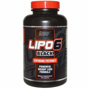 Nutrex Lipo-6 Black - beast fit nutrition