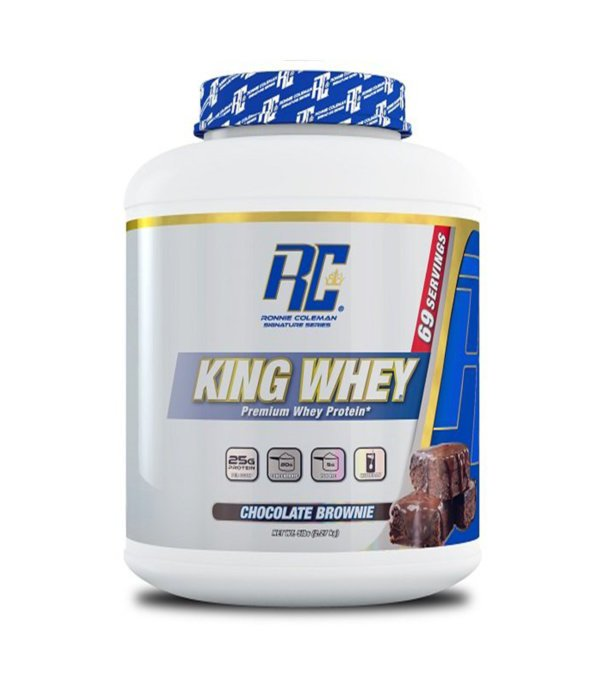 RC king whey beast fit nutrition