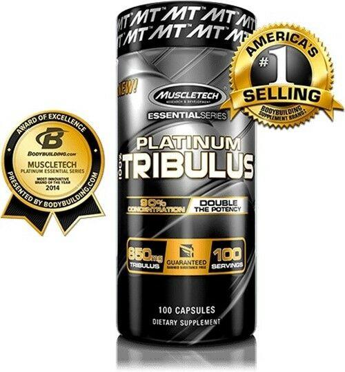 muscletech tribulus beast fit nutrition